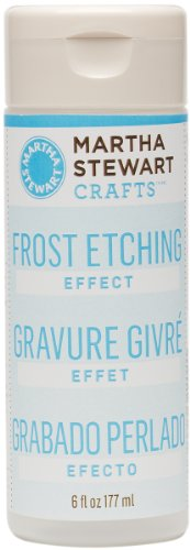 Martha Stewart Crafts Frost Etching Effect (6-Ounce), ()