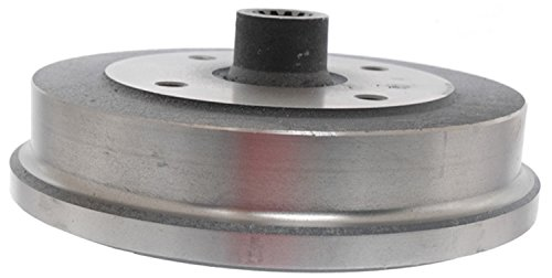 Volkswagen Brake Drum - ACDelco 18B162 Professional Rear Brake Drum Assembly