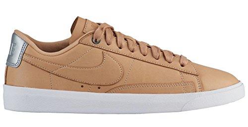 Nike Blazer Herringbone (NIKE Women's Blazer Low SE PRM Bio Beige AA1557-200 (Size: 9))