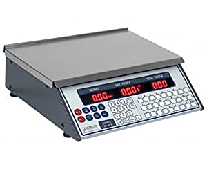 Detecto PC-20 15 LB Digital Price Computing Scale - Legal for Trade