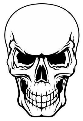 Autoaufkleber Sticker Totenkopf Skull Aufkleber Amazon De Auto