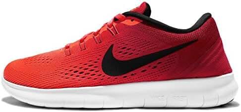 Nike Women's Wmns Free RN, TOTAL CRIMSON/BLACK-GYM RED-WHITE, 11.5 US