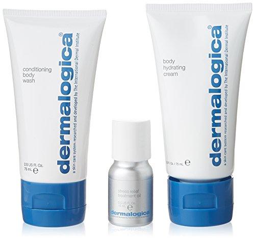 (Dermalogica Body Therapy Favorites 3 Piece Kit )