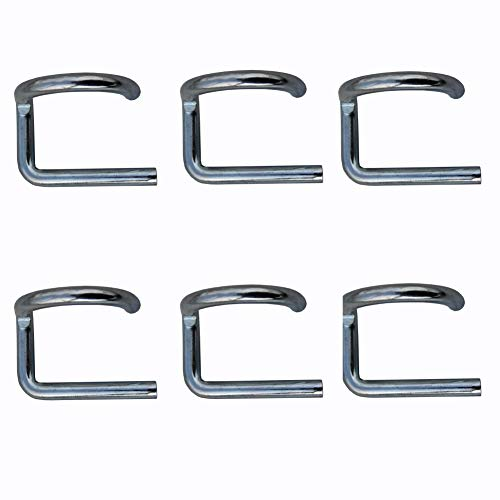 (Scaffolding Gravity Pin Pig Tail Pin 6 Sets Brand New Prisms)