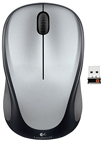 Logitech M317 - Wireless Mouse with Unifying Receiver -