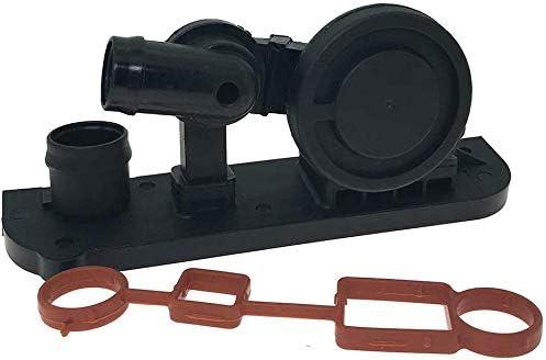 Engine Crankcase Vent Valve Seal URO Parts 06F103483E