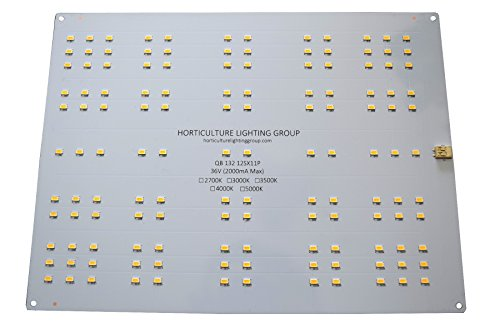 4x QB132 Quantum Boards (2700K) by Horticulture Lighting Group
