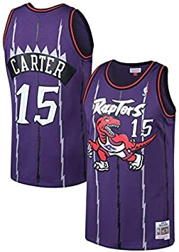 Lalagofe Vince Carter Camiseta Toronto Raptors #15 Dunk Jersey Camiseta Camiseta (XXL): Amazon.es: Ropa y accesorios