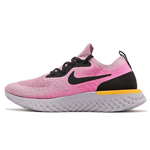 Dust Running Blast plum React Femme Multicolore amarillo Wmns Chaussures De Flyknit pink 500 black Epic Compétition Nike xY4wPH