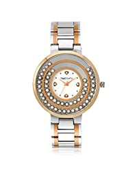TimeSmith Limited Edition Analog White Women's Watch TSM-071-W