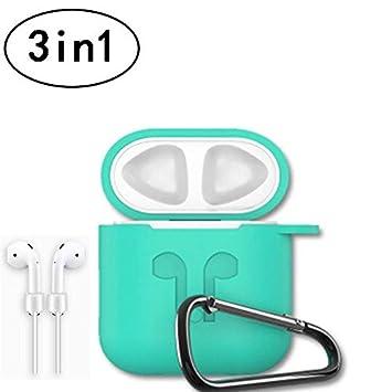 Amazon.com: XL auriculares funda carcasa de silicona y Skin ...