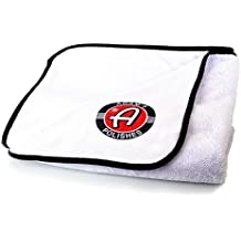 Adam's Ultra Plush Drying Microfiber Towel - Wont Scratch or Swirl Delicate Surfaces - Soft & Extremely Absorbent Microfiber Drying Towel That Will Dry Your Entire Vehicle (1 Pack)