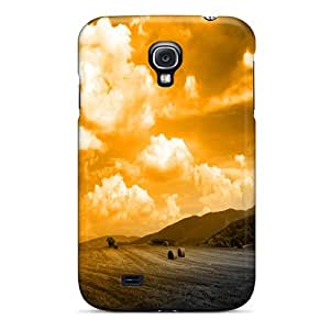 Premium Protection Landscape 5 Case Cover For Galaxy S4- Retail Packaging