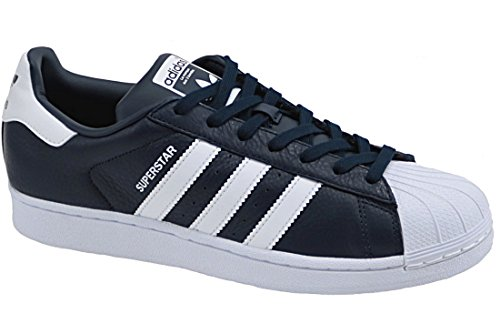ZAPATILLAS ADIDAS SUPERSTAR MARINO/BLANCO 6 5