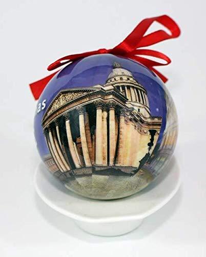 Rome Italy Souvenir Collectible Christmas Ball Ornament