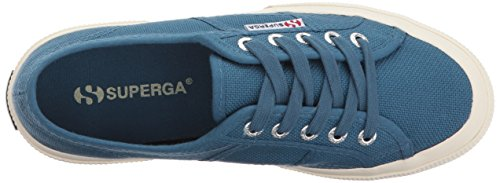Sneaker Women's Blue Smokey 2750 Cotu Superga 6OvZxpqZ