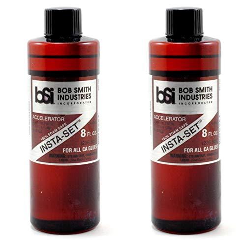 [해외]BSI Bob Smith 152 Insta Set Accelerator 8 oz. (Тwо Расk) / BSI Bob Smith 152 Insta Set Accelerator, 8 oz. (Тwо Расk)