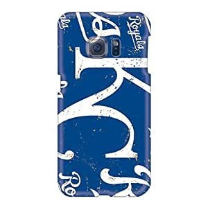 Samsung Galaxy S6 DIo27792xQju Unique Design High-definition Kansas City Royals Series Shockproof Hard Cell-phone Case -NataliaKrause