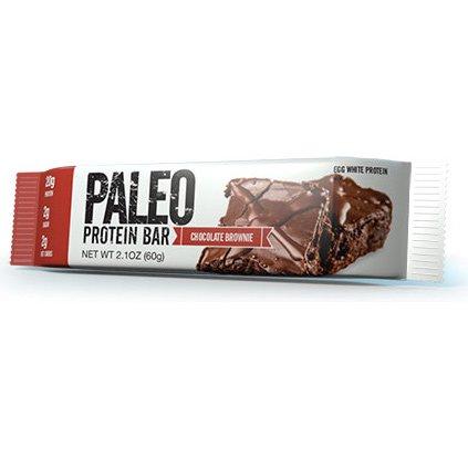Палео Белковые батончики (2 Чистые углеводы) (Chocolate Brownie) 12 Бары