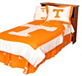 Tennessee Reversible Comforter Set - Queen by College Covers