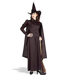 Women's Classic Witch Costume - Pick Size