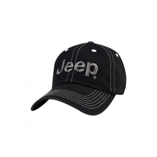 Jeep Basic Black Cap