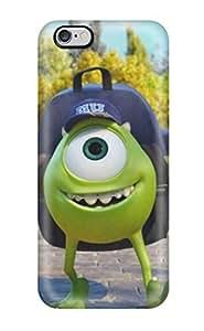 High Grade Ortiz Bland Flexible Tpu Case For Iphone 6 Plus - Cartoon Movie Monster Inc