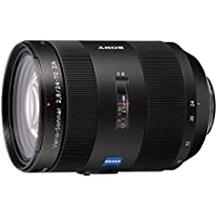 Sony 24 -70mm f/2.8 Carl Zeiss Vario Sonnar T Zoom Lens for Sony Alpha Digital SLR Cameras (Certified Refurbished)