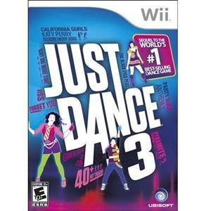 NEW JUST DANCE3WII(비디오 게임 소프트웨어)