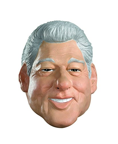 President Bill Clinton Costume Mask