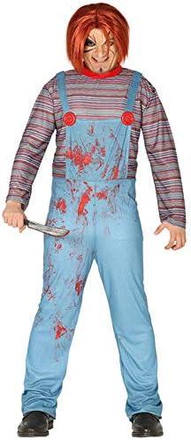 Magic Box Disfraz de muñeca Malvada de Halloween para Hombre Large ...