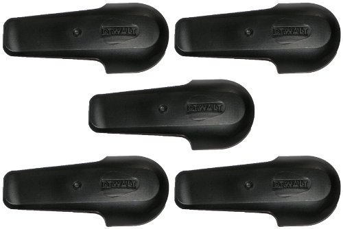 Dewalt Drywall Screwgun OEM Replacement (5 Pack) Belt Clip # N045425-5pk (Black And Decker 2500 compare prices)
