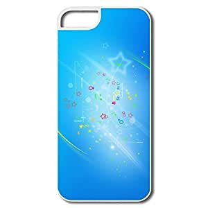 Custom Classic Plastic Case Summer Stars For SamSung Galaxy S5 Phone Case Cover