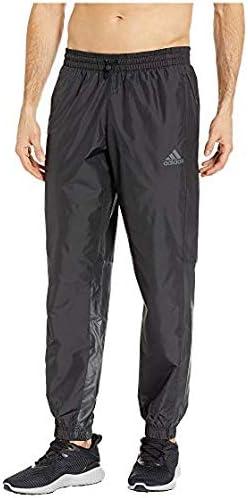 [adidas(アディダス)] メンズウェア・ジャケット等 Wind Pants Black US MD (M) [並行輸入品]
