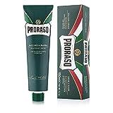 Proraso Shaving Cream, Refreshing and Toning, 5.2