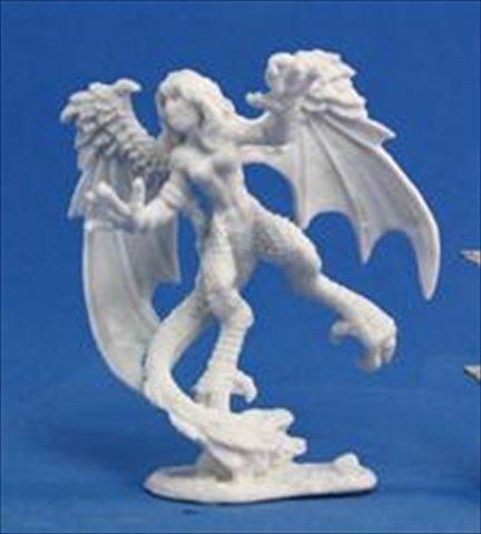 Grim Reaper miniature 77,041 Bones - Harpy