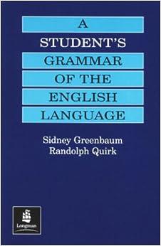 Descargar Libro En Student's Grammar Of The English Language, A. New Edition Torrent PDF
