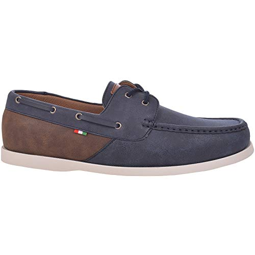 Homme Bâteaux Chaussures Marine D555 Duke Ks24103 Bleu London qFwXFtxI