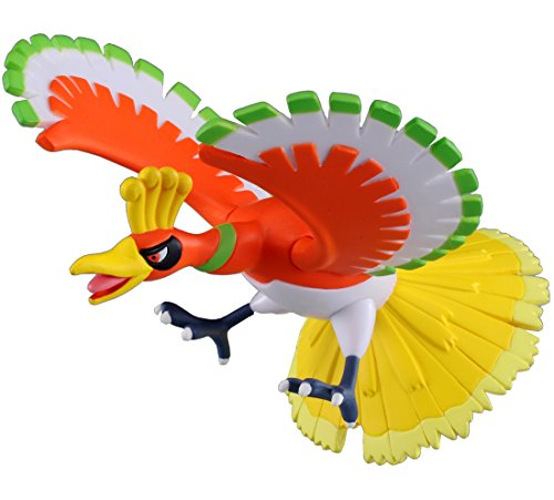 pokemon ho oh figure - 3
