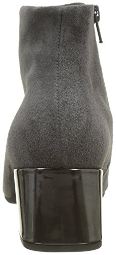 Gabor Basic, Stivali Donna Grigio (39 Dark-grey/Steel)