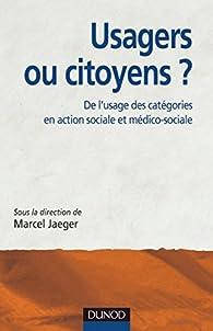 Usagers ou citoyens ? par Marcel Jaeger
