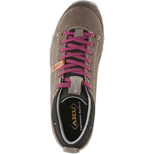 Multisport Outdoor Femme marron Chaussures AKU Bellamont Suede tgHqvxwx67