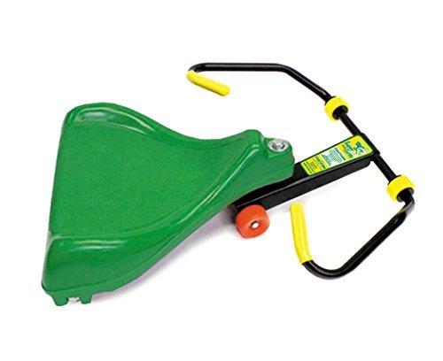 Super Flying Turtle - Green Scooter - Made in USA by Mason Corporation, Completely assembled with rams-horn handlebars. Outrageous active fun