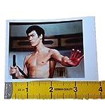 Bruce Lee's 100 photo photos, postcard card