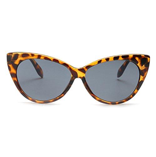 la gafas Juleya Cat Vintage Eye de de Retro Women C1 Gafas UV400 personalidad sol de wWS1qpUta