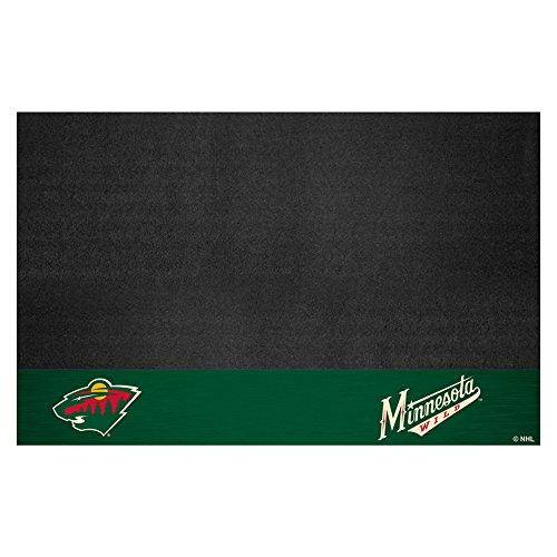 Fanmats NHL Minnesota Wild Grill Mat, Small