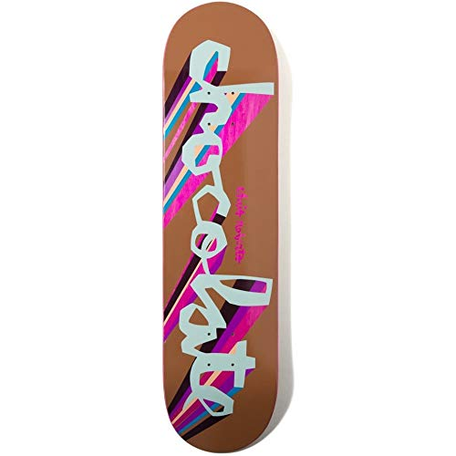 Chocolate Roberts Original Chunk Skateboard Deck - 8.00