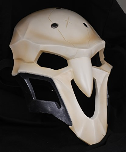 Gmasking Reaper Cosplay Mask Collectibles 1:1 Prop Replica
