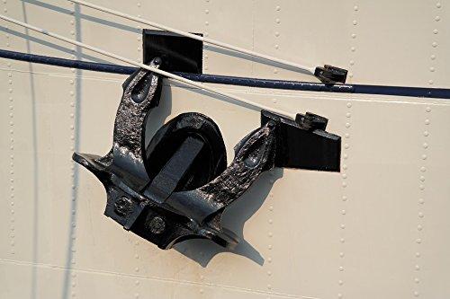 Home Comforts LAMINATED POSTER Create Ship Anchor Gorch Fock Sail Training Ship Poster 24x16 Adhesive Decal -