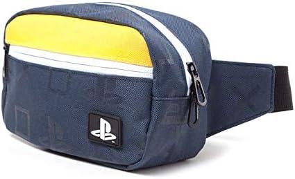 31 cm Playstation Cintur/ón para Dinero Color Azul Marino